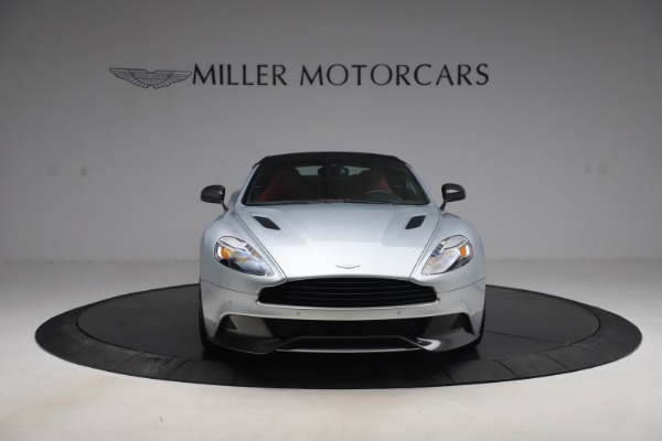 Used 2014 Aston Martin Vanquish Volante for sale $129,900 at Bentley Greenwich in Greenwich CT 06830 13