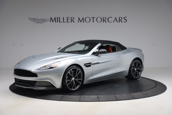 Used 2014 Aston Martin Vanquish Volante for sale $129,900 at Bentley Greenwich in Greenwich CT 06830 15