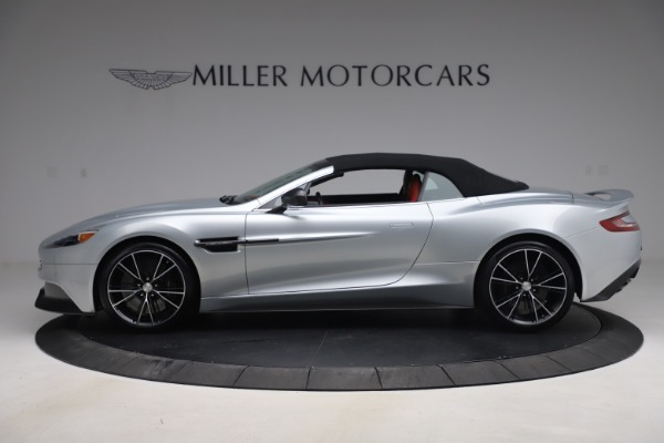 Used 2014 Aston Martin Vanquish Volante for sale $129,900 at Bentley Greenwich in Greenwich CT 06830 16