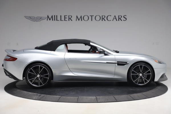 Used 2014 Aston Martin Vanquish Volante for sale $129,900 at Bentley Greenwich in Greenwich CT 06830 17