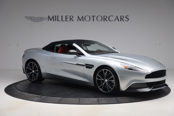 Used 2014 Aston Martin Vanquish Volante for sale $129,900 at Bentley Greenwich in Greenwich CT 06830 18
