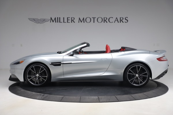 Used 2014 Aston Martin Vanquish Volante for sale $129,900 at Bentley Greenwich in Greenwich CT 06830 2