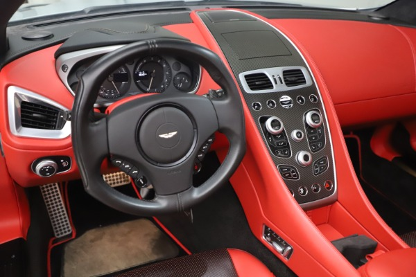 Used 2014 Aston Martin Vanquish Volante for sale $129,900 at Bentley Greenwich in Greenwich CT 06830 21