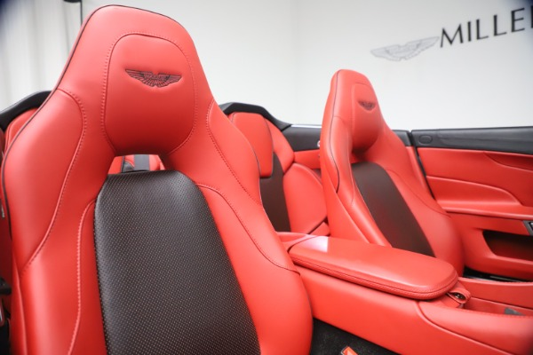 Used 2014 Aston Martin Vanquish Volante for sale $129,900 at Bentley Greenwich in Greenwich CT 06830 26