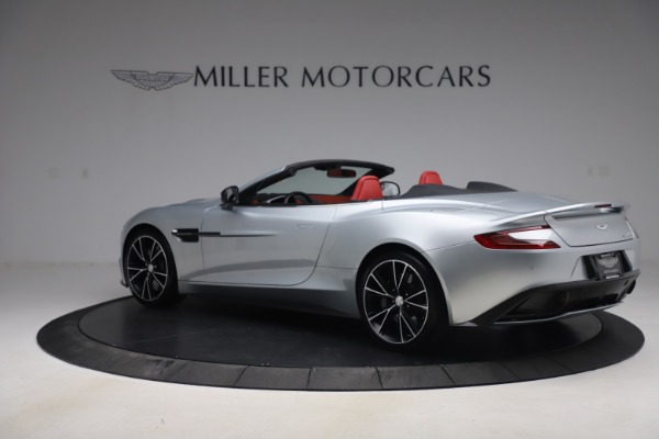 Used 2014 Aston Martin Vanquish Volante for sale $129,900 at Bentley Greenwich in Greenwich CT 06830 3