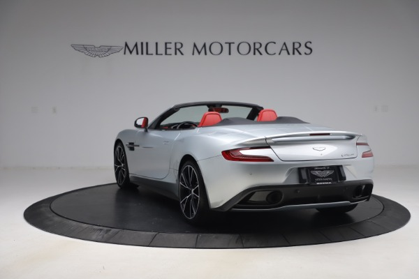 Used 2014 Aston Martin Vanquish Volante for sale $129,900 at Bentley Greenwich in Greenwich CT 06830 4