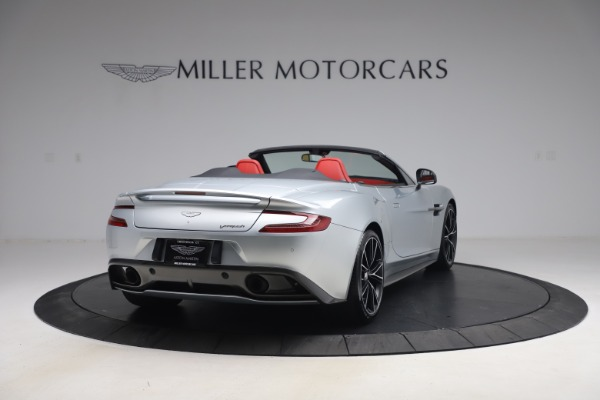 Used 2014 Aston Martin Vanquish Volante for sale $129,900 at Bentley Greenwich in Greenwich CT 06830 6