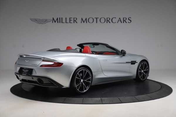 Used 2014 Aston Martin Vanquish Volante for sale $129,900 at Bentley Greenwich in Greenwich CT 06830 7