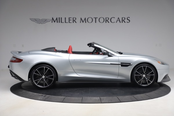 Used 2014 Aston Martin Vanquish Volante for sale $129,900 at Bentley Greenwich in Greenwich CT 06830 8