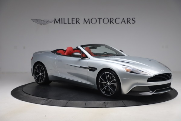 Used 2014 Aston Martin Vanquish Volante for sale $129,900 at Bentley Greenwich in Greenwich CT 06830 9