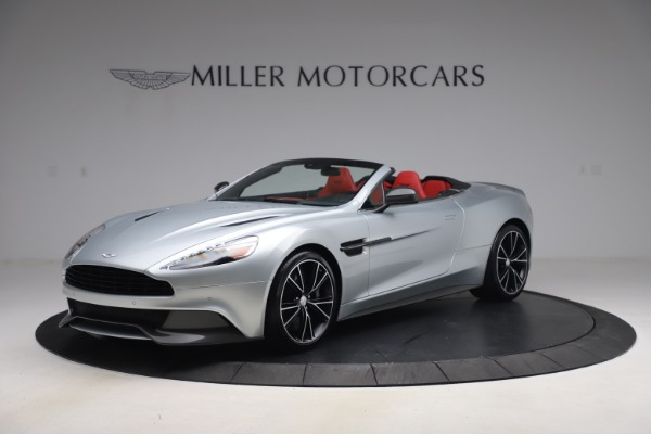 Used 2014 Aston Martin Vanquish Volante for sale $129,900 at Bentley Greenwich in Greenwich CT 06830 1