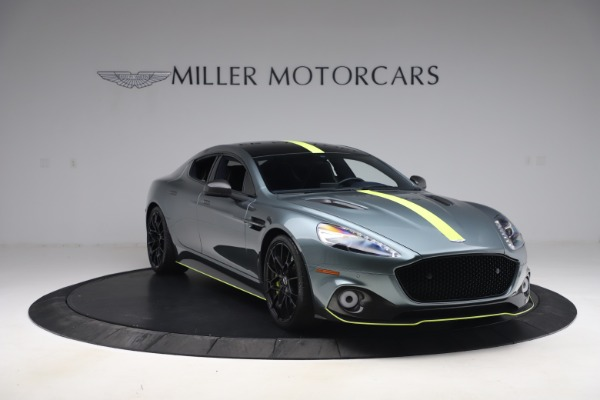 Used 2019 Aston Martin Rapide AMR Sedan for sale $187,900 at Bentley Greenwich in Greenwich CT 06830 10