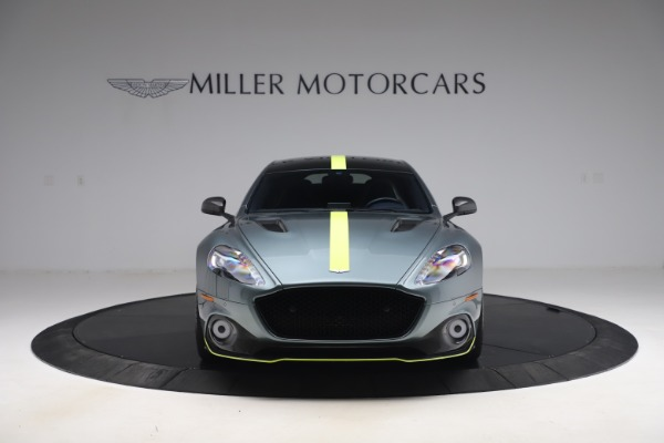 Used 2019 Aston Martin Rapide AMR Sedan for sale $187,900 at Bentley Greenwich in Greenwich CT 06830 11