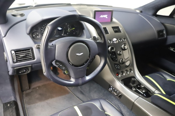 Used 2019 Aston Martin Rapide AMR Sedan for sale $187,900 at Bentley Greenwich in Greenwich CT 06830 13
