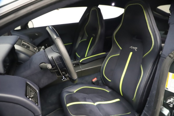 Used 2019 Aston Martin Rapide AMR Sedan for sale $187,900 at Bentley Greenwich in Greenwich CT 06830 14