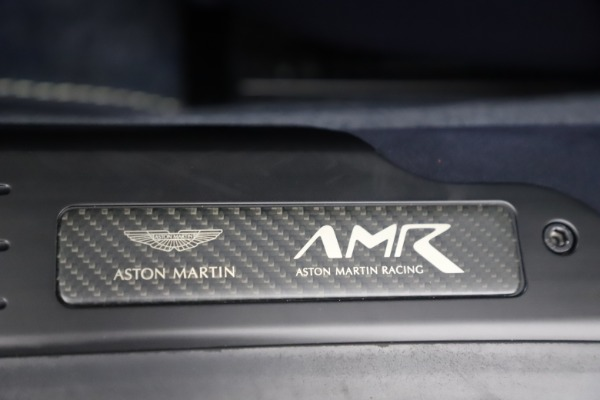 Used 2019 Aston Martin Rapide AMR Sedan for sale $187,900 at Bentley Greenwich in Greenwich CT 06830 15