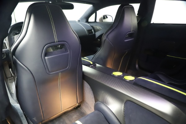 Used 2019 Aston Martin Rapide AMR Sedan for sale $187,900 at Bentley Greenwich in Greenwich CT 06830 18