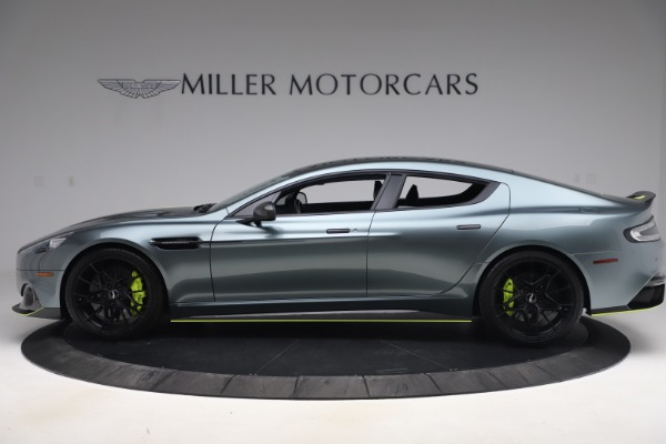 Used 2019 Aston Martin Rapide AMR for sale $187,900 at Bentley Greenwich in Greenwich CT 06830 2
