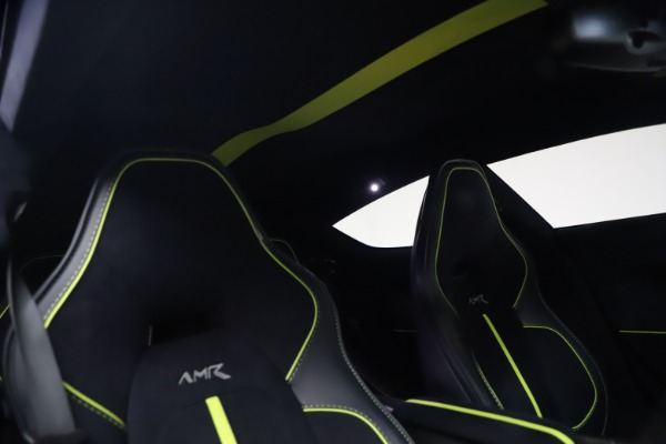 Used 2019 Aston Martin Rapide AMR Sedan for sale $187,900 at Bentley Greenwich in Greenwich CT 06830 23