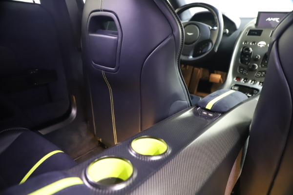 Used 2019 Aston Martin Rapide AMR Sedan for sale $187,900 at Bentley Greenwich in Greenwich CT 06830 25