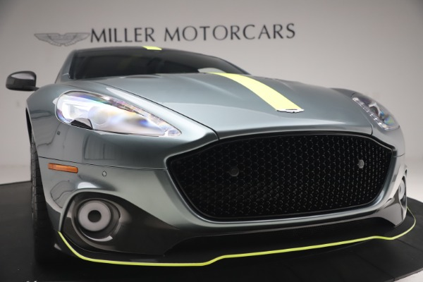 Used 2019 Aston Martin Rapide AMR Sedan for sale $187,900 at Bentley Greenwich in Greenwich CT 06830 27