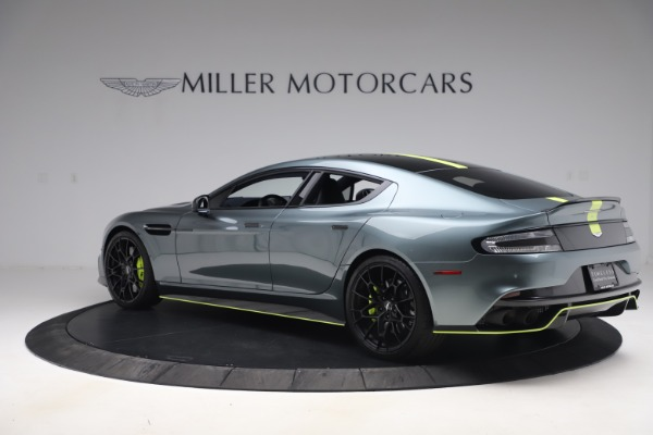 Used 2019 Aston Martin Rapide AMR Sedan for sale $187,900 at Bentley Greenwich in Greenwich CT 06830 3