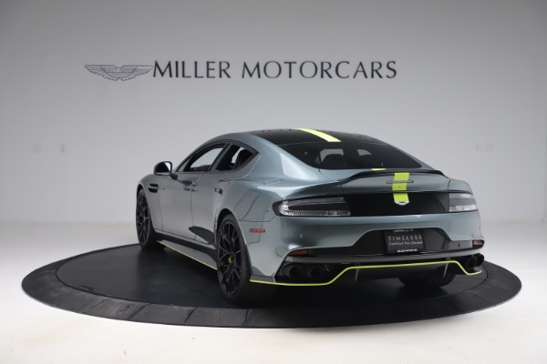 Used 2019 Aston Martin Rapide AMR Sedan for sale $187,900 at Bentley Greenwich in Greenwich CT 06830 4