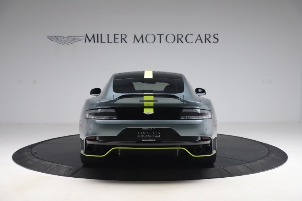 Used 2019 Aston Martin Rapide AMR Sedan for sale $187,900 at Bentley Greenwich in Greenwich CT 06830 5