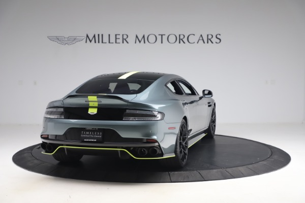 Used 2019 Aston Martin Rapide AMR Sedan for sale $187,900 at Bentley Greenwich in Greenwich CT 06830 6