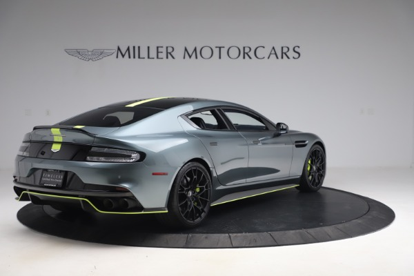 Used 2019 Aston Martin Rapide AMR Sedan for sale $187,900 at Bentley Greenwich in Greenwich CT 06830 7