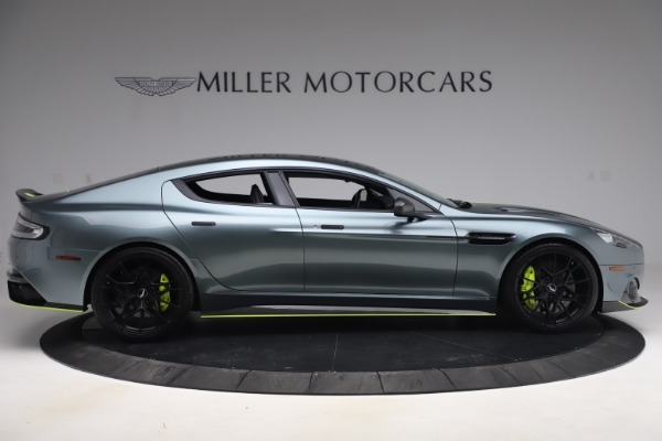 Used 2019 Aston Martin Rapide AMR Sedan for sale $187,900 at Bentley Greenwich in Greenwich CT 06830 8