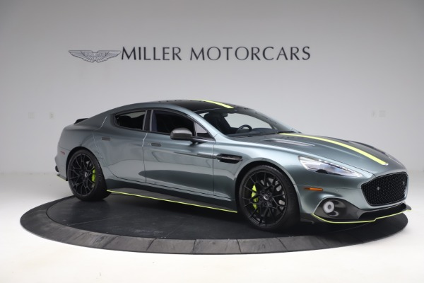 Used 2019 Aston Martin Rapide AMR Sedan for sale $187,900 at Bentley Greenwich in Greenwich CT 06830 9