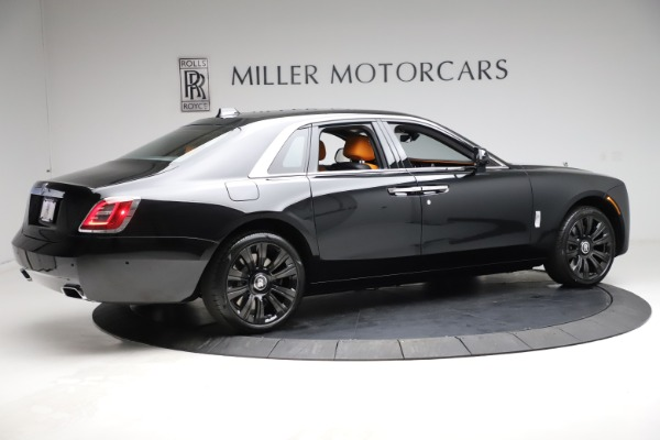 New 2021 Rolls-Royce Ghost for sale Sold at Bentley Greenwich in Greenwich CT 06830 10
