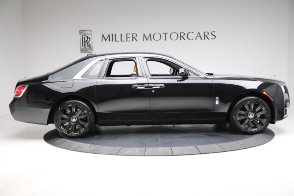 New 2021 Rolls-Royce Ghost for sale Sold at Bentley Greenwich in Greenwich CT 06830 11