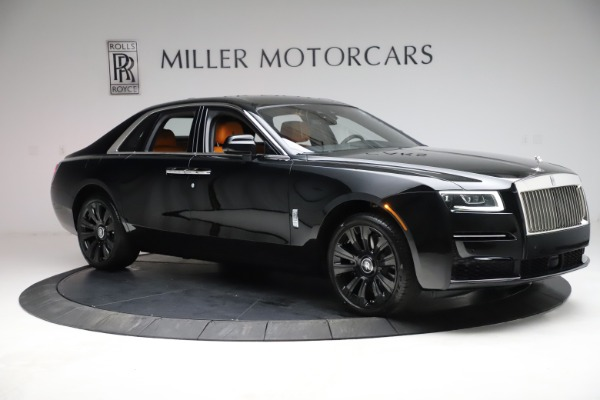 New 2021 Rolls-Royce Ghost for sale Sold at Bentley Greenwich in Greenwich CT 06830 13