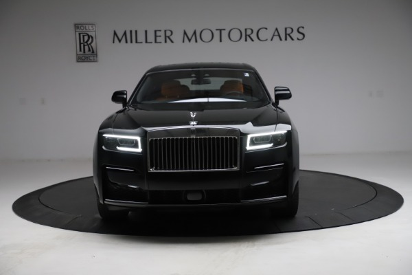 New 2021 Rolls-Royce Ghost for sale Sold at Bentley Greenwich in Greenwich CT 06830 2