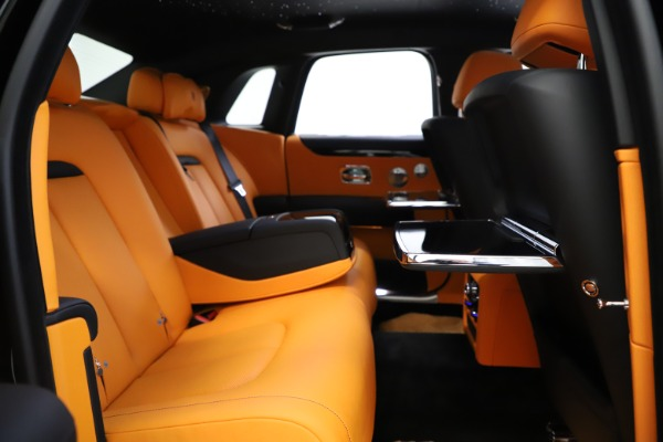 New 2021 Rolls-Royce Ghost for sale Sold at Bentley Greenwich in Greenwich CT 06830 25