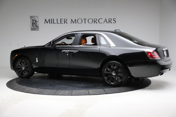 New 2021 Rolls-Royce Ghost for sale Sold at Bentley Greenwich in Greenwich CT 06830 5