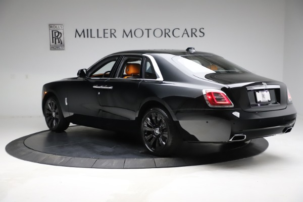 New 2021 Rolls-Royce Ghost for sale Sold at Bentley Greenwich in Greenwich CT 06830 6