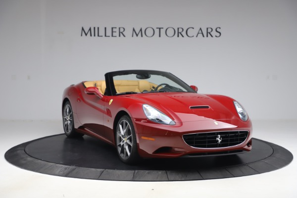 Used 2014 Ferrari California 30 for sale Sold at Bentley Greenwich in Greenwich CT 06830 11