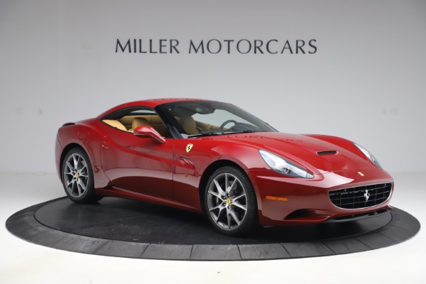 Used 2014 Ferrari California 30 for sale Sold at Bentley Greenwich in Greenwich CT 06830 18