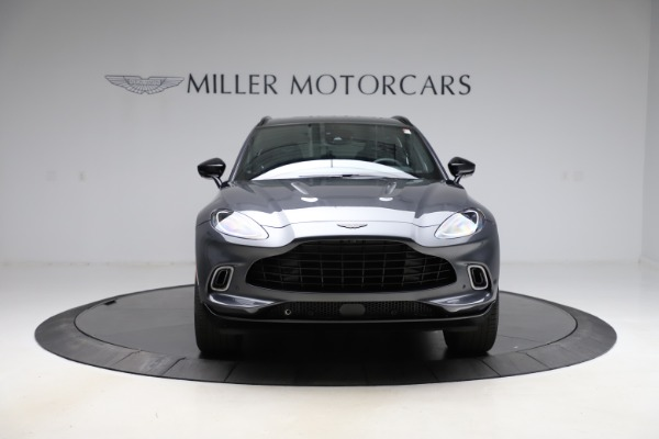 New 2021 Aston Martin DBX for sale $201,586 at Bentley Greenwich in Greenwich CT 06830 11
