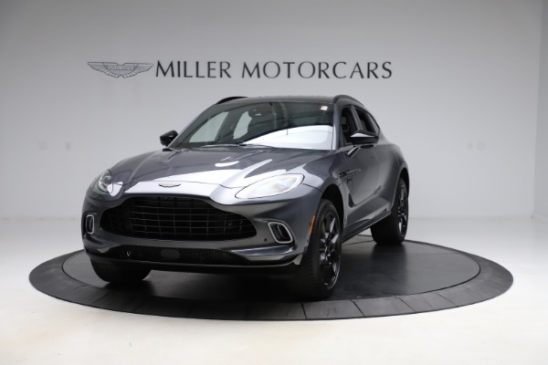 New 2021 Aston Martin DBX for sale $201,586 at Bentley Greenwich in Greenwich CT 06830 12