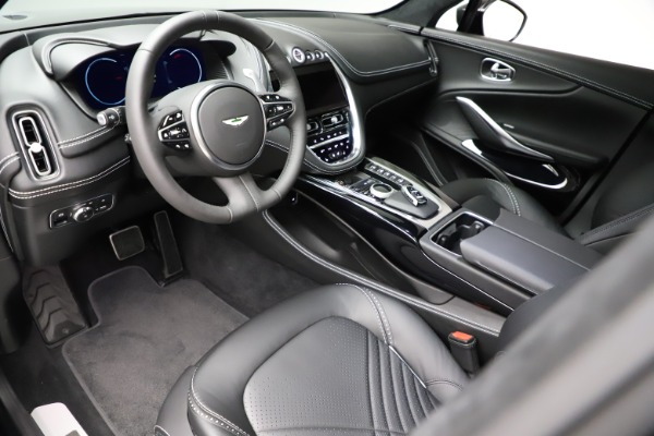 New 2021 Aston Martin DBX for sale $201,586 at Bentley Greenwich in Greenwich CT 06830 13