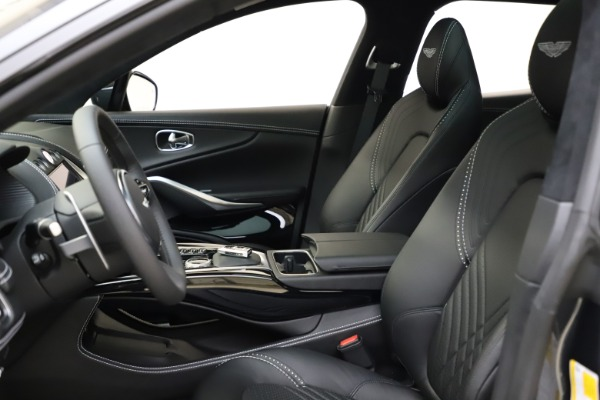 New 2021 Aston Martin DBX for sale $201,586 at Bentley Greenwich in Greenwich CT 06830 14