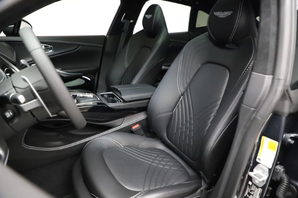 New 2021 Aston Martin DBX for sale $201,586 at Bentley Greenwich in Greenwich CT 06830 15