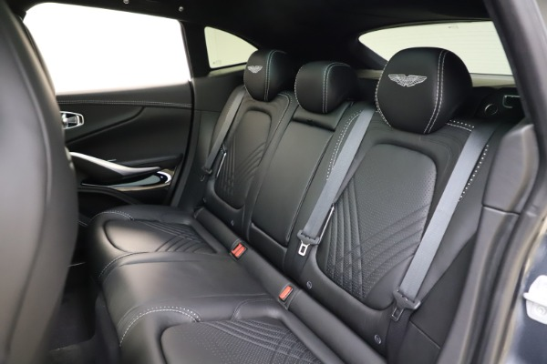 New 2021 Aston Martin DBX for sale $201,586 at Bentley Greenwich in Greenwich CT 06830 17
