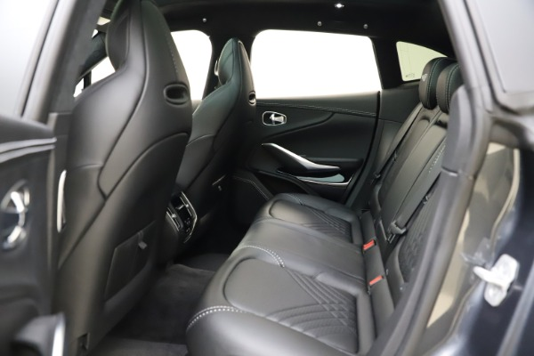New 2021 Aston Martin DBX for sale $201,586 at Bentley Greenwich in Greenwich CT 06830 18