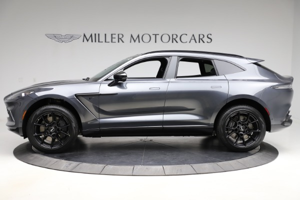 New 2021 Aston Martin DBX for sale $201,586 at Bentley Greenwich in Greenwich CT 06830 2