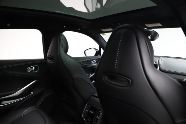 New 2021 Aston Martin DBX for sale $201,586 at Bentley Greenwich in Greenwich CT 06830 23